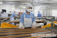 Chỉ số sản xuất công nghiệp tháng 2 tăng gấp đôi so với cùng kỳ