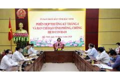 Phòng, chống dịch tốt, Bắc Ninh đẩy mạnh phát triển kinh tế -xã hội