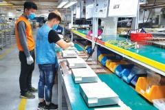 Các KCN vừa phòng, chống dịch, vừa đẩy mạnh sản xuất