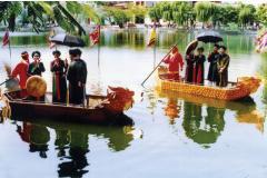Quanho Bac Ninh song