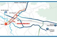 Khu công nghiệp Đại Đồng-Hoàn Sơn