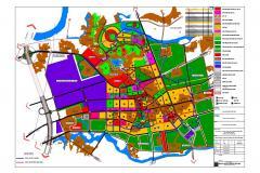 Phê duyệt Đồ án quy hoạch phân khu xây dựng KCN Gia Bình II
