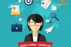 Tìm việc làm hành chính nhân sự