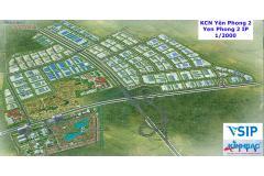 Yen Phong 2 Urban-Industrial Park