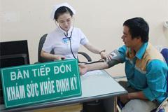 Danh sách các công ty thực hiện khám sức khỏe định kỳ cho công nhân qua dịch vụ của Trung tâm Hỗ trợ đầu tư và phát triển KCN Bắc Ninh