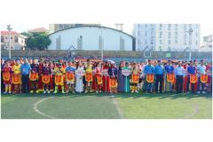 Khai mạc Giải bóng đá Công nhân viên chức lao động trong các KCN Bắc Ninh năm 2019