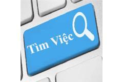 Tìm kiếm việc làm kế toán, hành chính nhân sự, kho vận...
