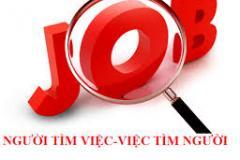 Nguyễn Chí Khoa tìm việc làm