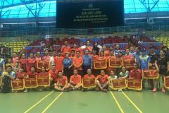 Giải cầu lông công nhân, viên chức, lao động Công đoàn các khu công nghiệp Bắc Ninh lần thứ VI, năm 2020