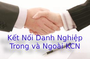 Đăng ký kết nối làm việc với các doanh nghiệp trong các KCN Bắc Ninh